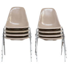 Costes Alluminio Chairs By Philippe Starck For Driade At