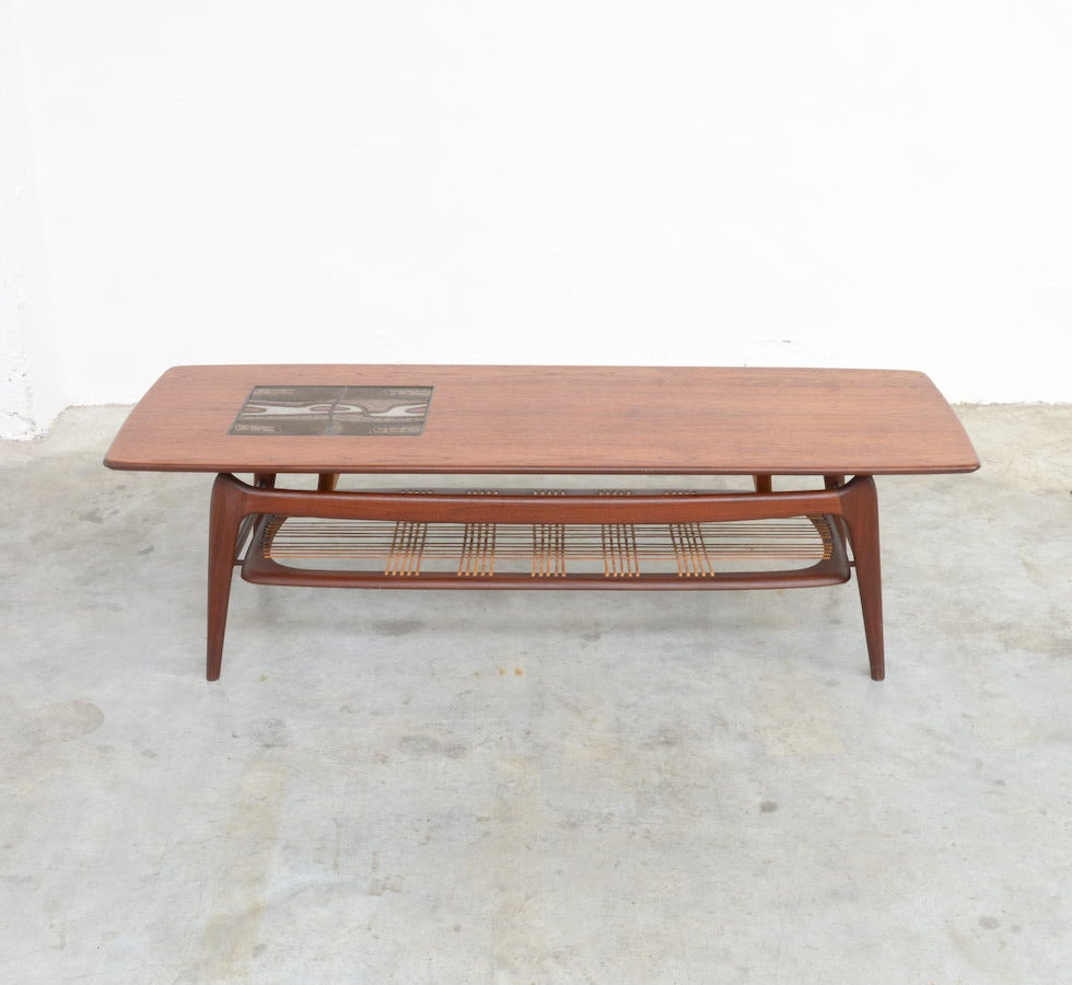 Organic Coffee Table Organic Coffee Table By Louis Teeffelen For Webe At 1stdibs 1950 Large