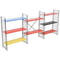 Triple Freestanding Tomado Rack