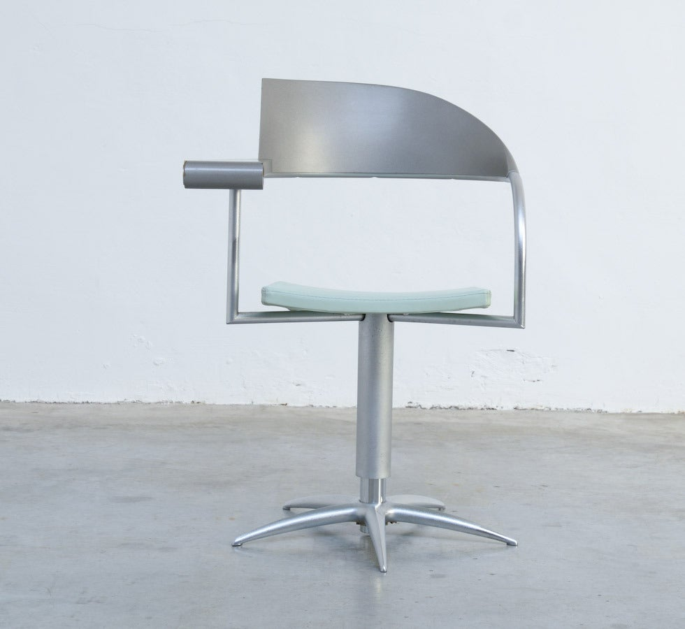Exclusive Chair Techno by Philippe Starck for Presence Paris, L'Oréal 6