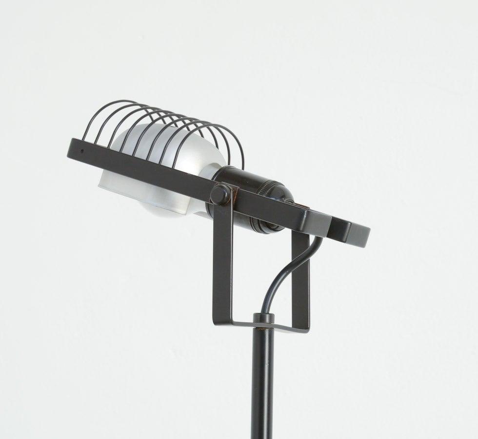 sintesi terra floor lamp by ernesto gismondi for artemide