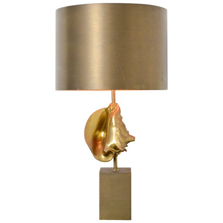 Exclusive Table Lamp Aperix by Jacques Charles for Maison Charles