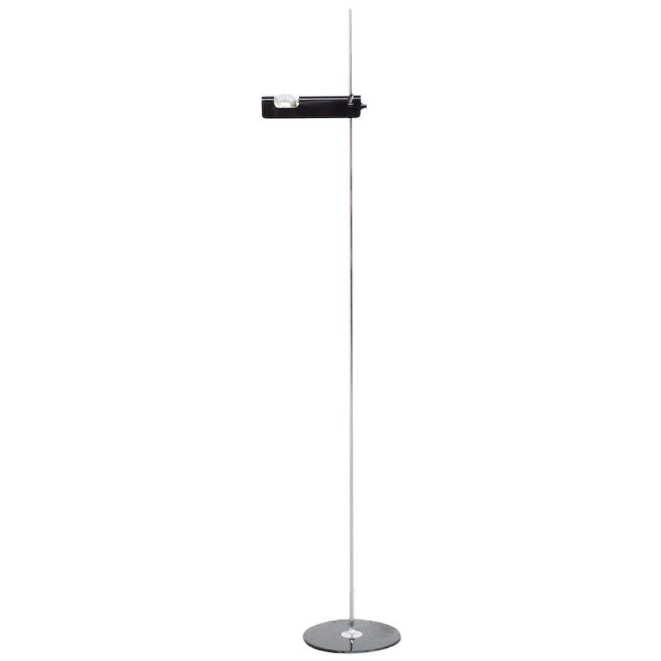 Spider Floor Lamp by Joe Colombo for Oluce at 1stdibs
