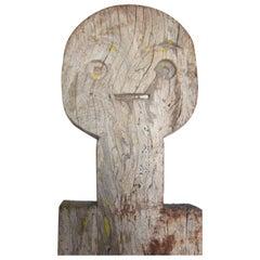 20th Century Tribal Giryama Statue, Kenya