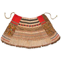 Beaded African Skirt, Tanzania