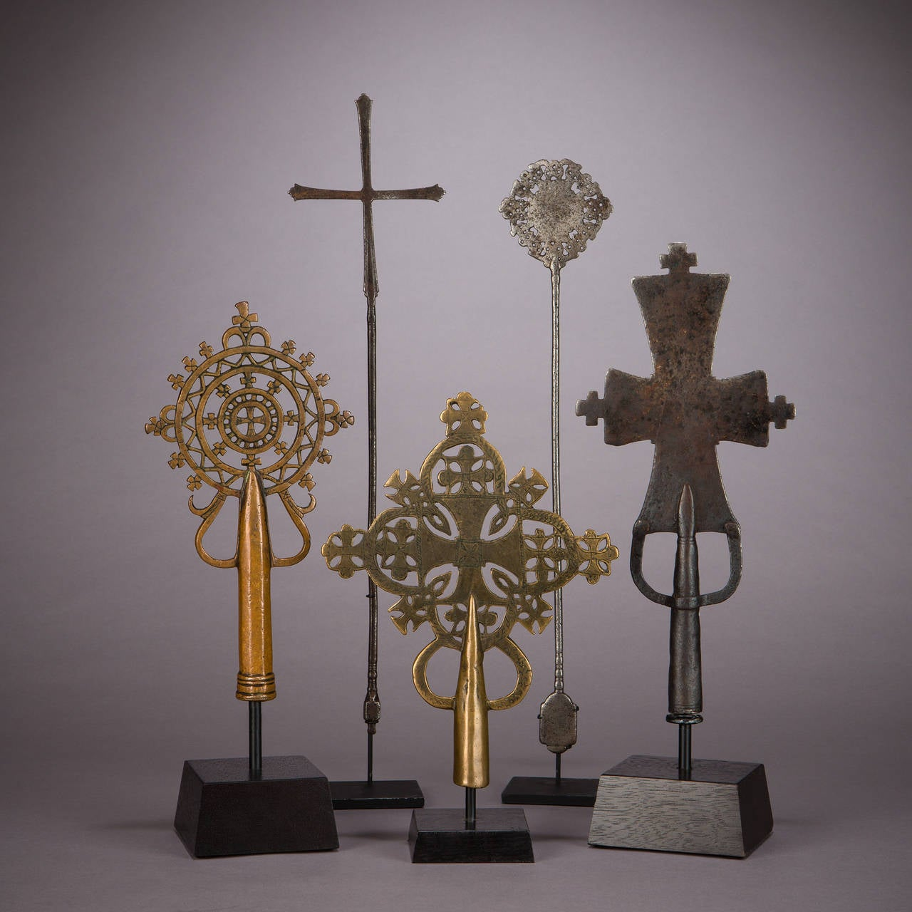 A 14th Century Cross 14th Century Br...