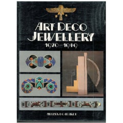 Art Deco Jewellery 1920-1949 'Book'