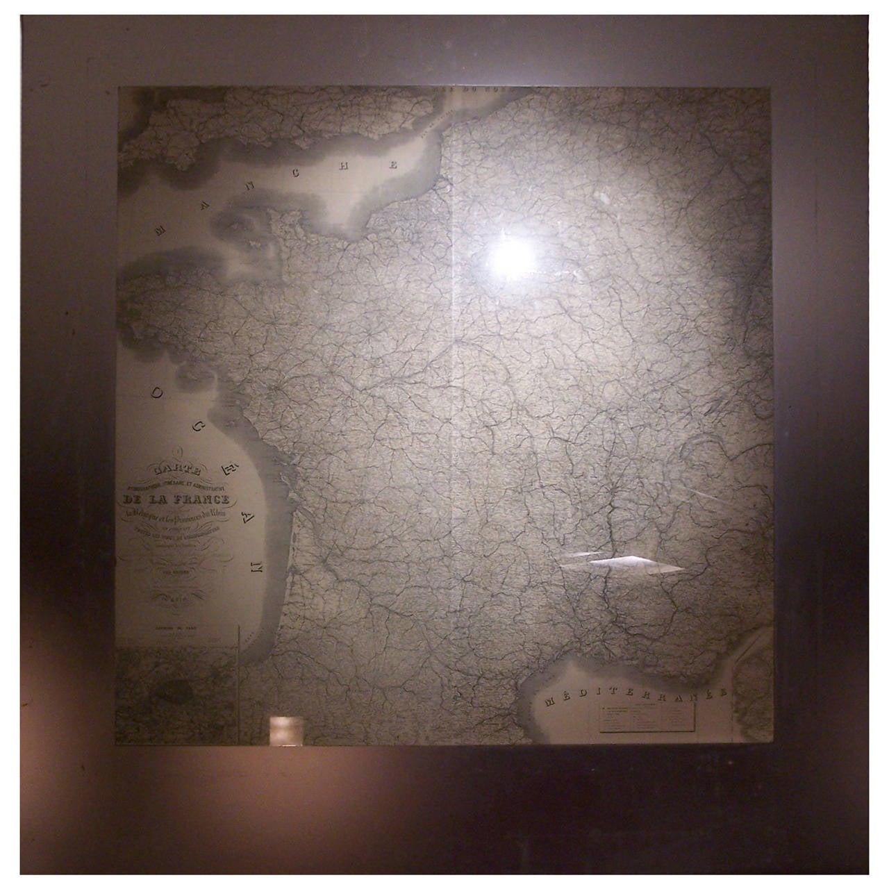 Boris Lacroix, France Map