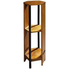 Shelf Oak Forming Stand