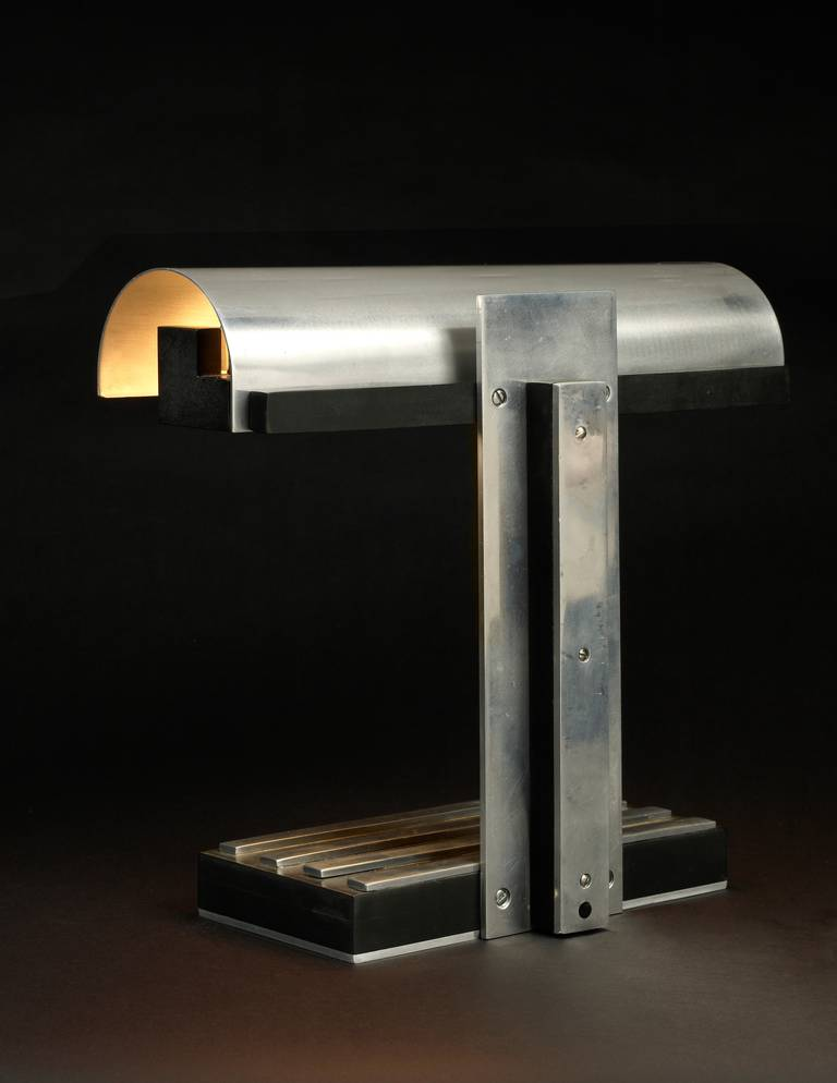 J. Le Chevallier and R. Koekling, Desk Lamp with Pencil ...