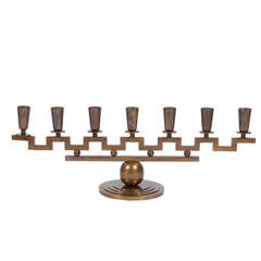 Candelabra by Lars Holmstrom for Arvika
