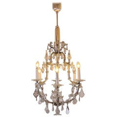 18th Century Maria Theresien Style Chandelier