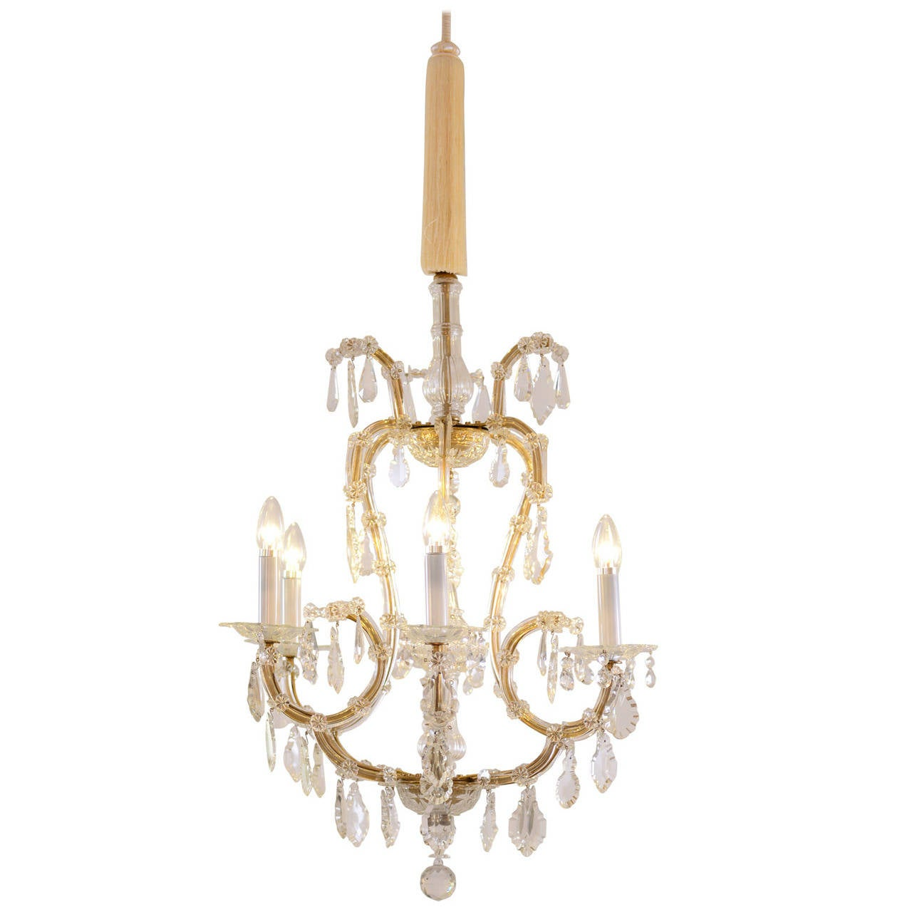 Maria Theresa Baroque Chandelier