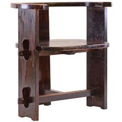 Important & rare Original Jugendstil Wood Chair from 1901 -Josef Hoffmann School