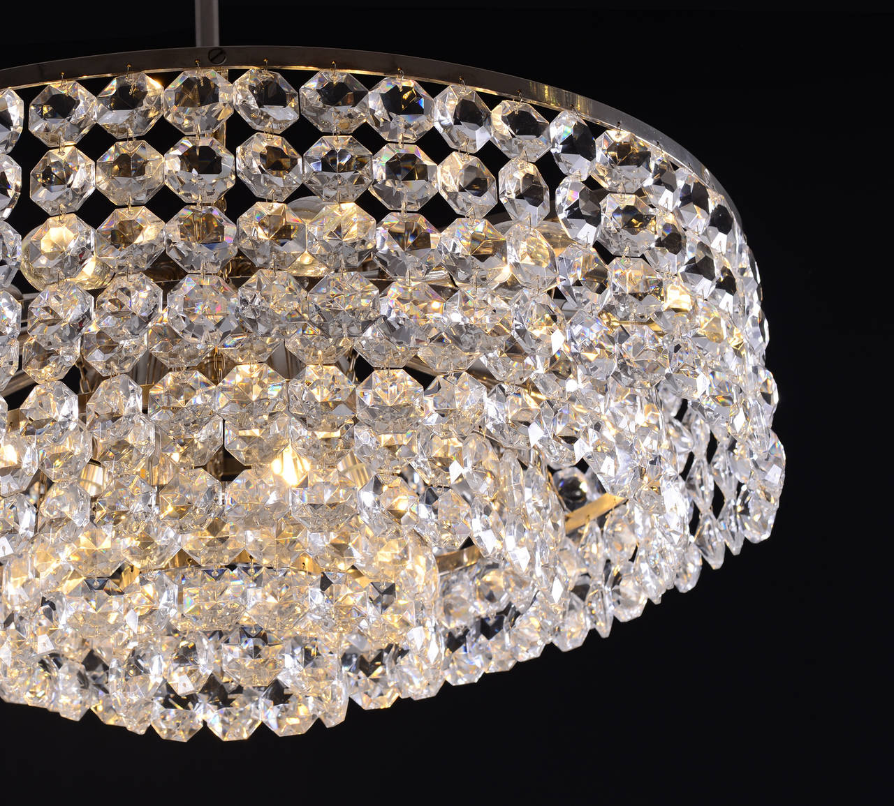 Bakalowits Chandelier 1960 For Sale At 1stdibs