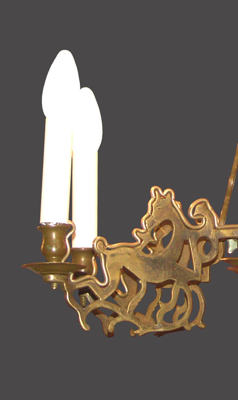 gothic style chandelier for sale at 1stdibs