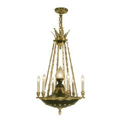 Historistic Empire Chandelier