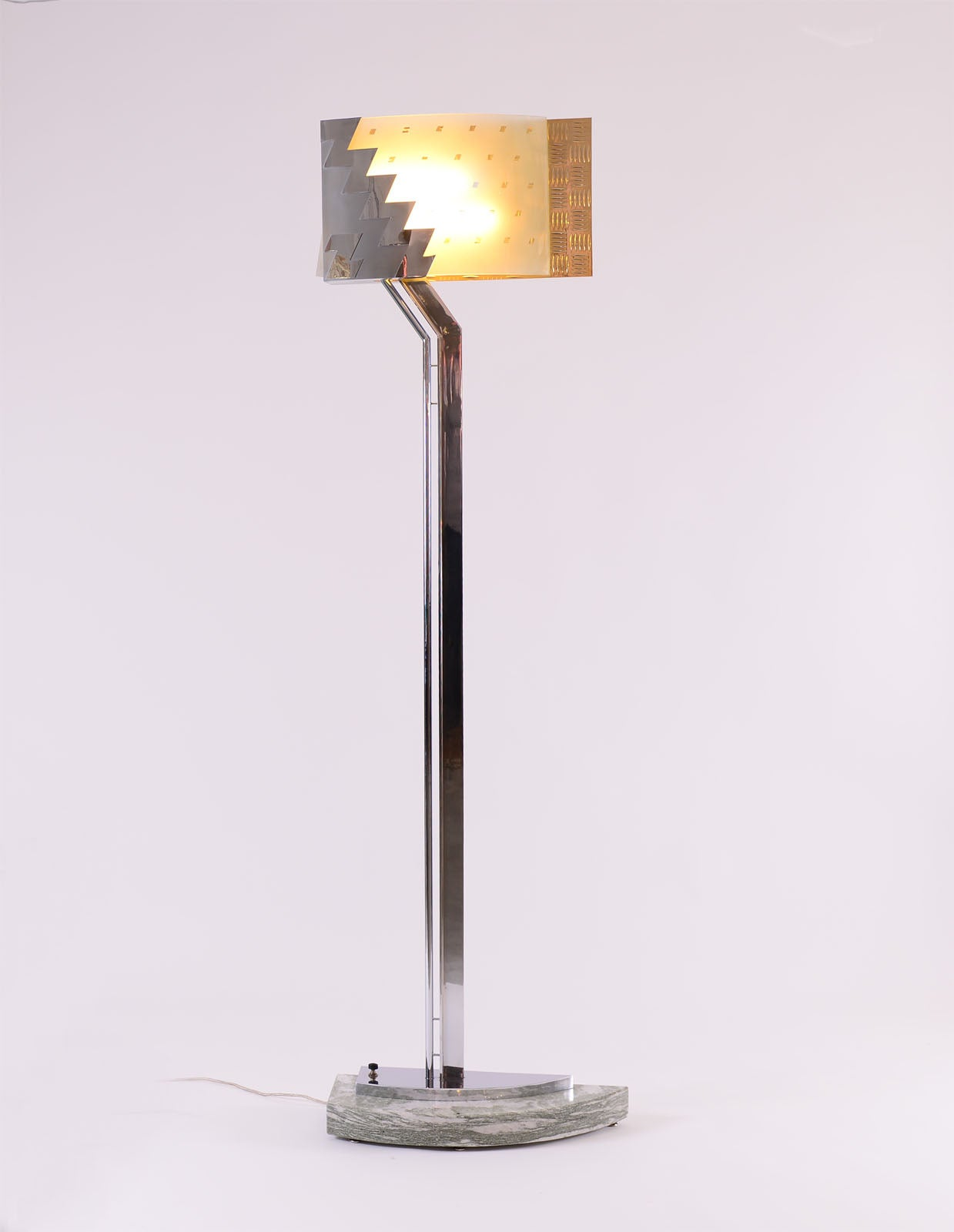 Post Modern Lamp by Hans Hollein For Sale 3