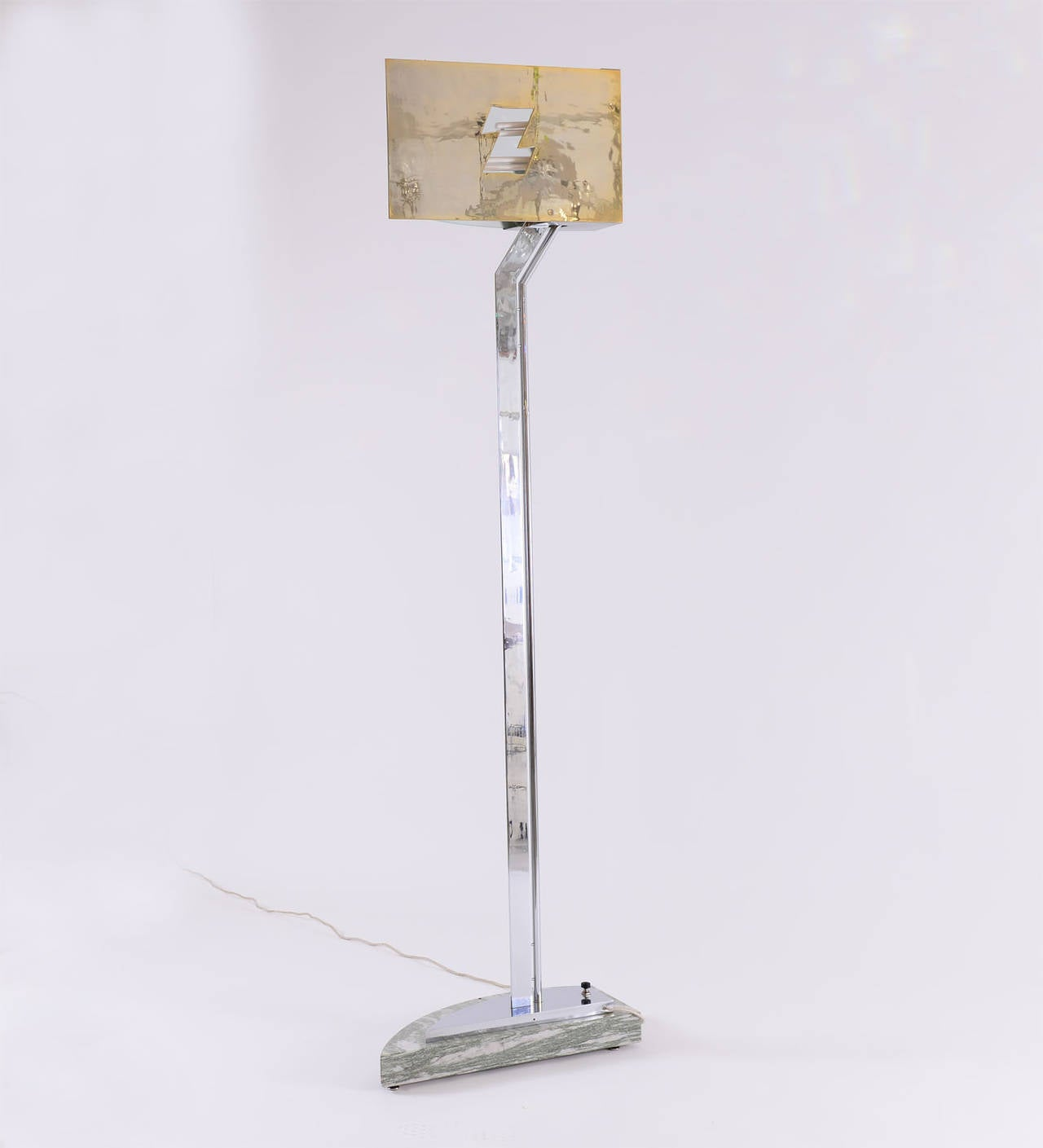 Post Modern Lamp by Hans Hollein In Excellent Condition For Sale In Vienna, AT