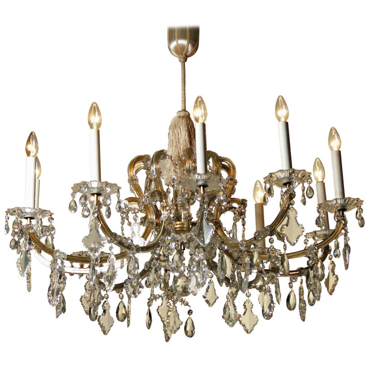 Lobmeyr viennese maria theresa chandelier for sale at 1stdibs lobmeyr viennese maria theresa chandelier for sale arubaitofo Gallery