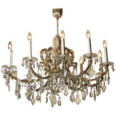 Maria theresa chandeliers 20 for sale on 1stdibs lobmeyr viennese maria theresa chandelier aloadofball Choice Image