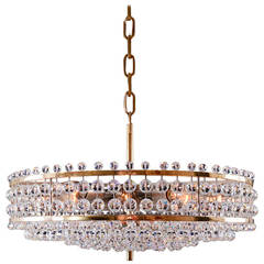 Very Charming and Delicate Bakalowits Chandelier