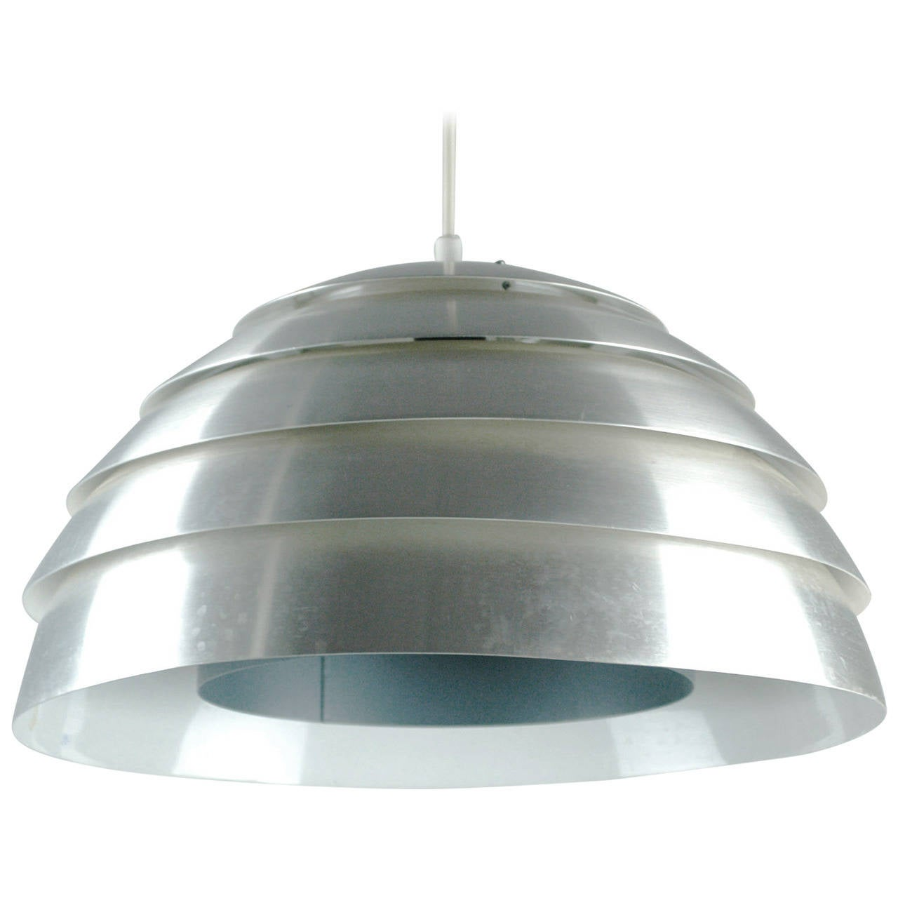 "Scandinavian Modern Ceiling Light ""Dome"" by Hans Agne Jakobsson"