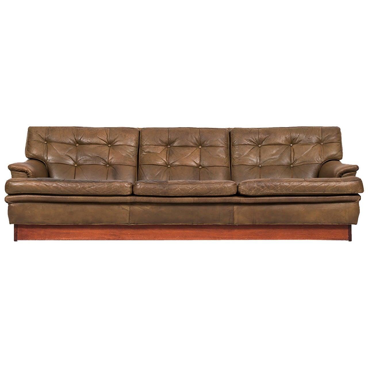 Buffalo Leather Sofa Greg Stone Dakota Bison Furniture Rapid City Sd Thesofa