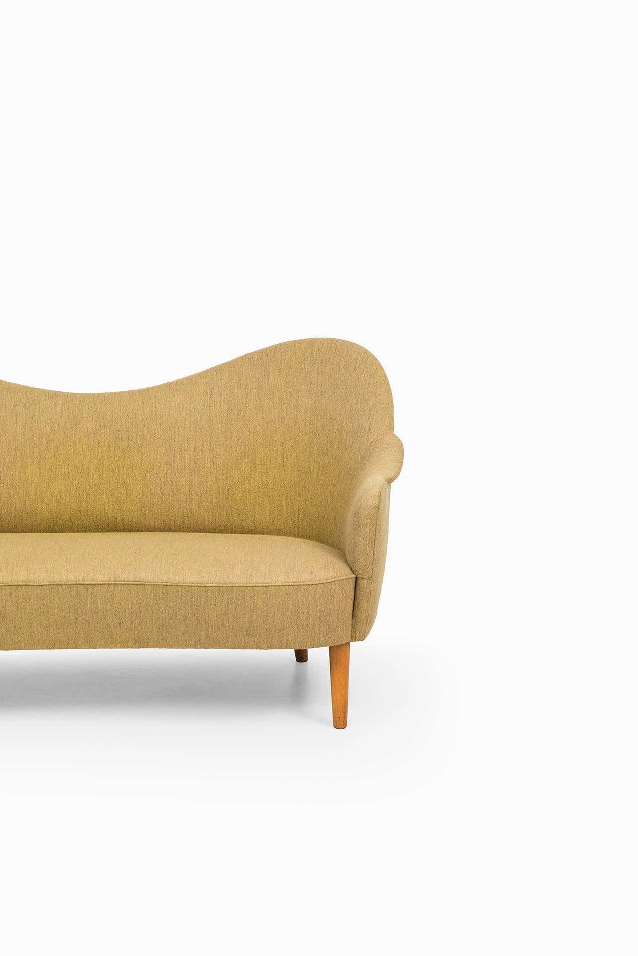 Carl malmsten samspel sofa by o h sj gren in sweden at 1stdibs Carl malmsten sofa