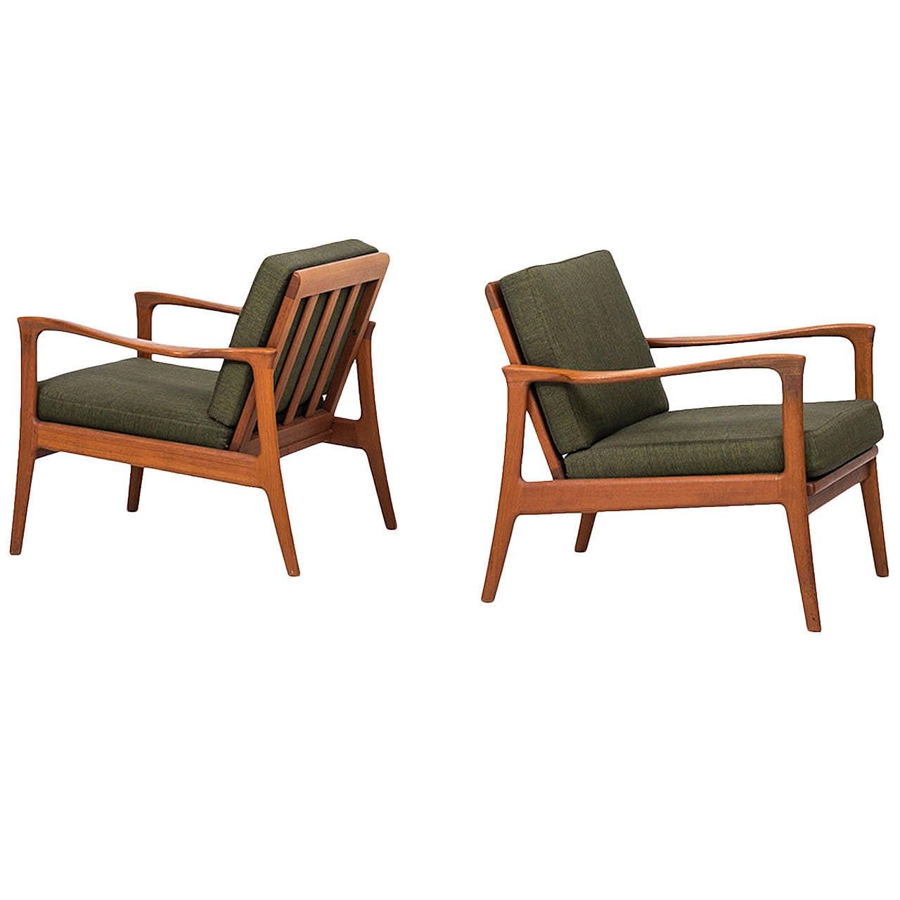 carl erik johansson b ja easy chairs by bejra m bel. Black Bedroom Furniture Sets. Home Design Ideas