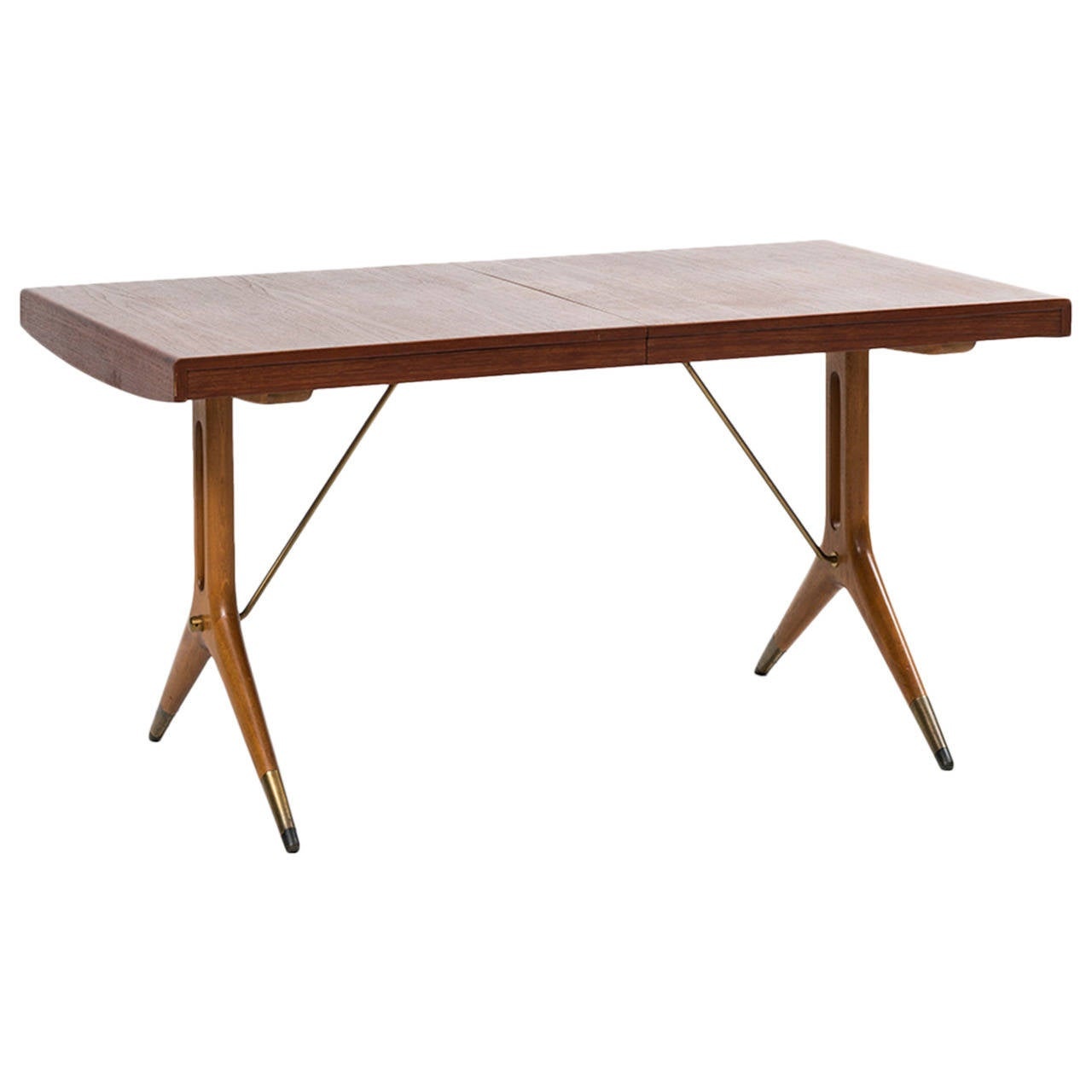 David Rosén Napoli Dining Table by Nordiska Kompaniet in Sweden