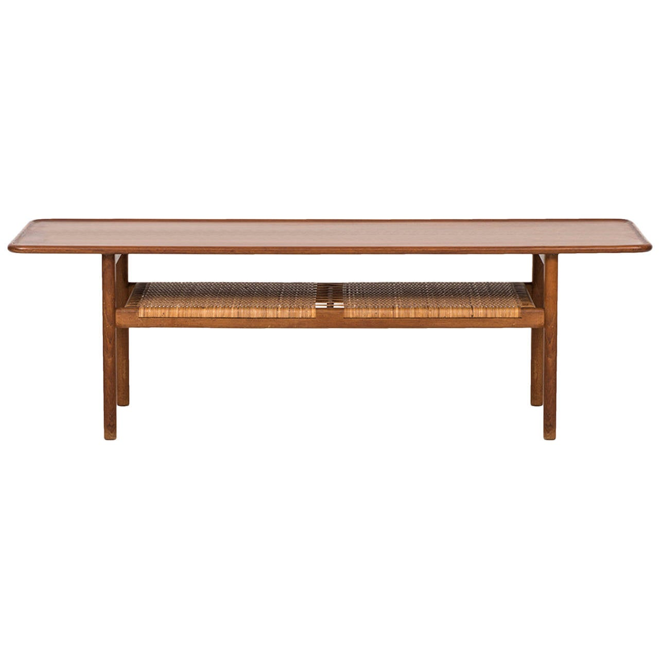 Hans Wegner Coffee Table Model At 10 By Andreas Tuck In Denmark For Sale At 1stdibs