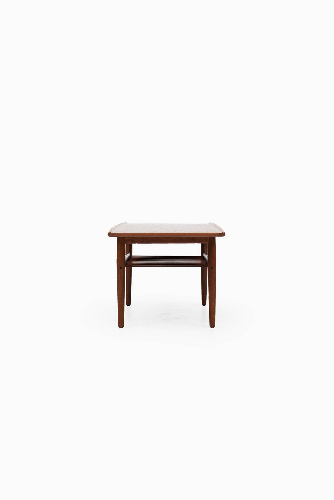 Danish Grete Jalk Coffee Table in Teak by Glostrup Møbelfabrik in Denmark For Sale