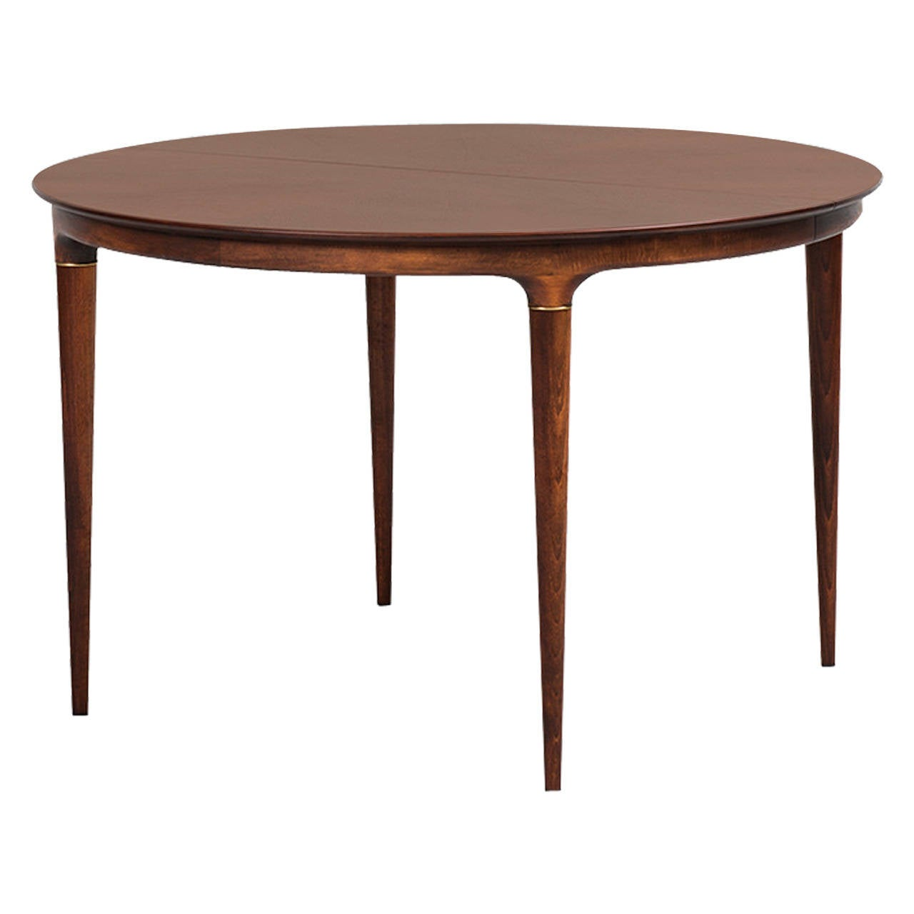 Svante skogh dining table model cortina in rosewood and for Dining table models