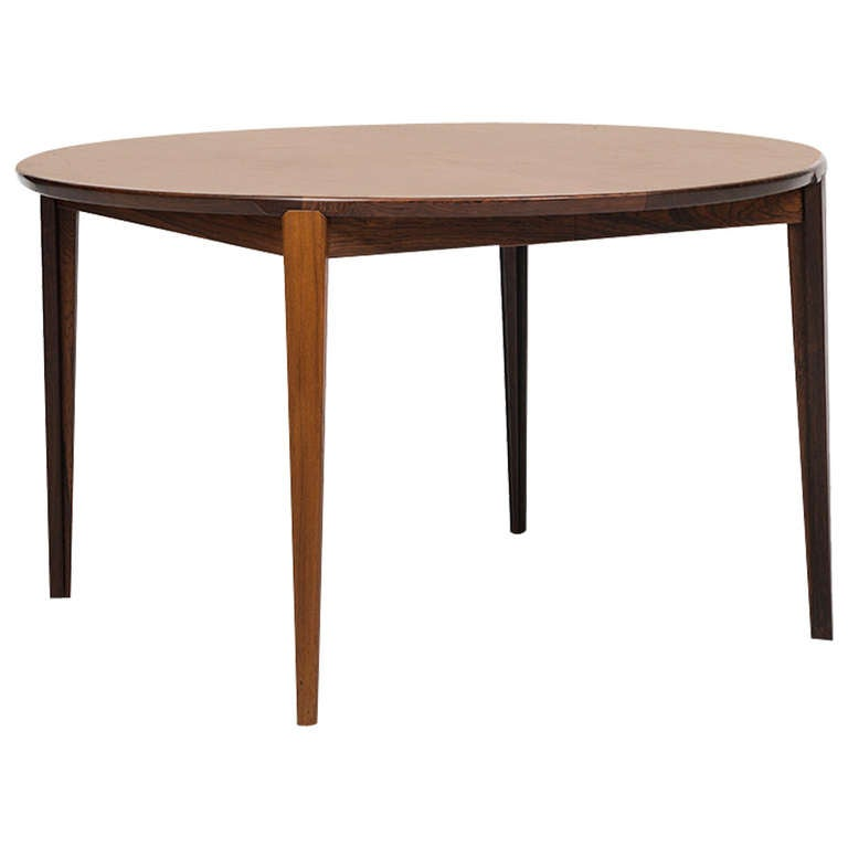 Henry Rosengren Hansen Dining Table By Brande
