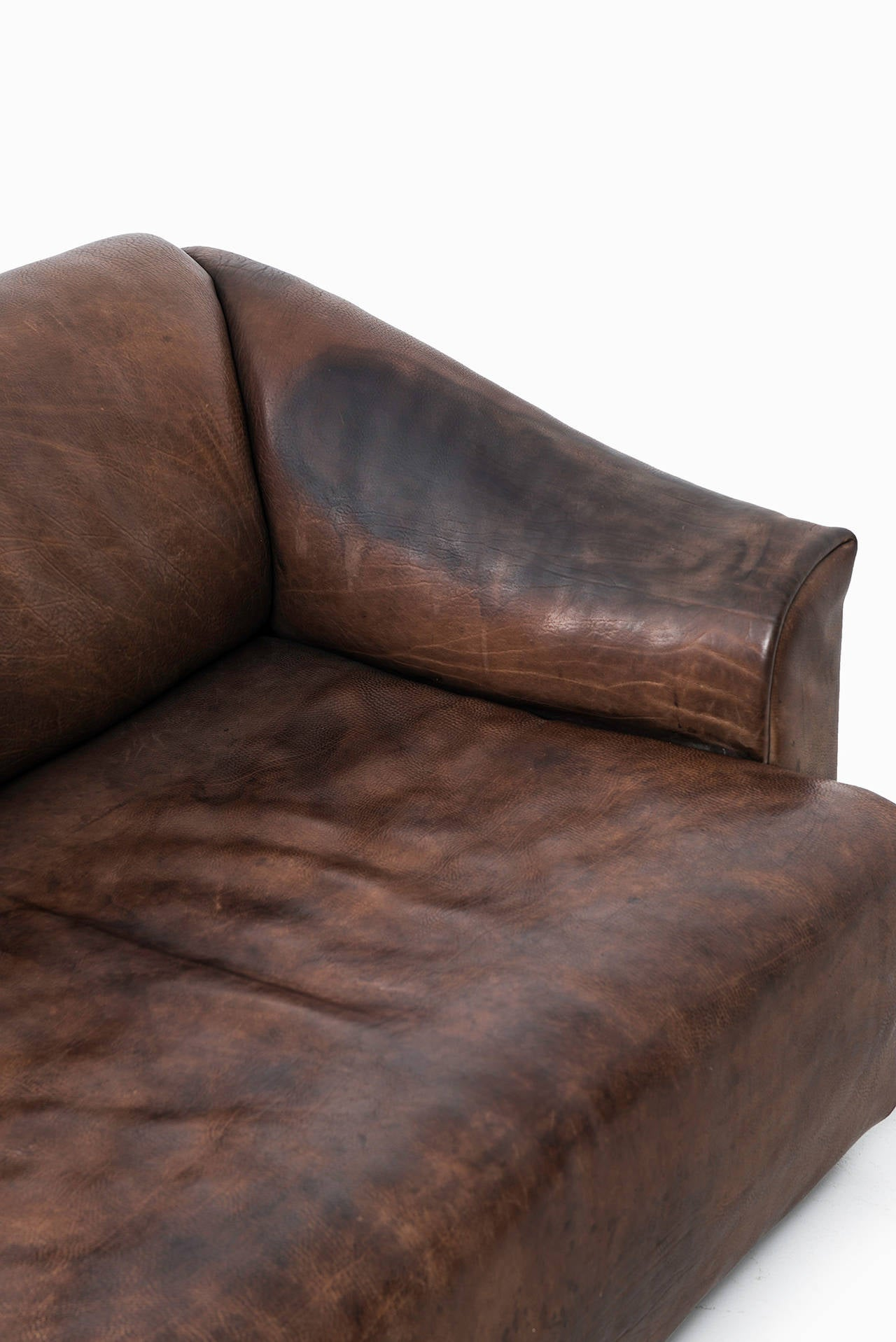 De Sede Sofa and Easy Chair Model DS-47 by De Sede in Switzerland For Sale 1