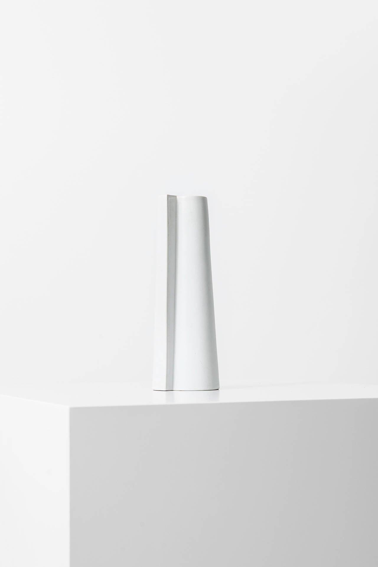 Wilhelm Kåge Ceramic Vase Model Surrea by Gustavsberg in Sweden 4