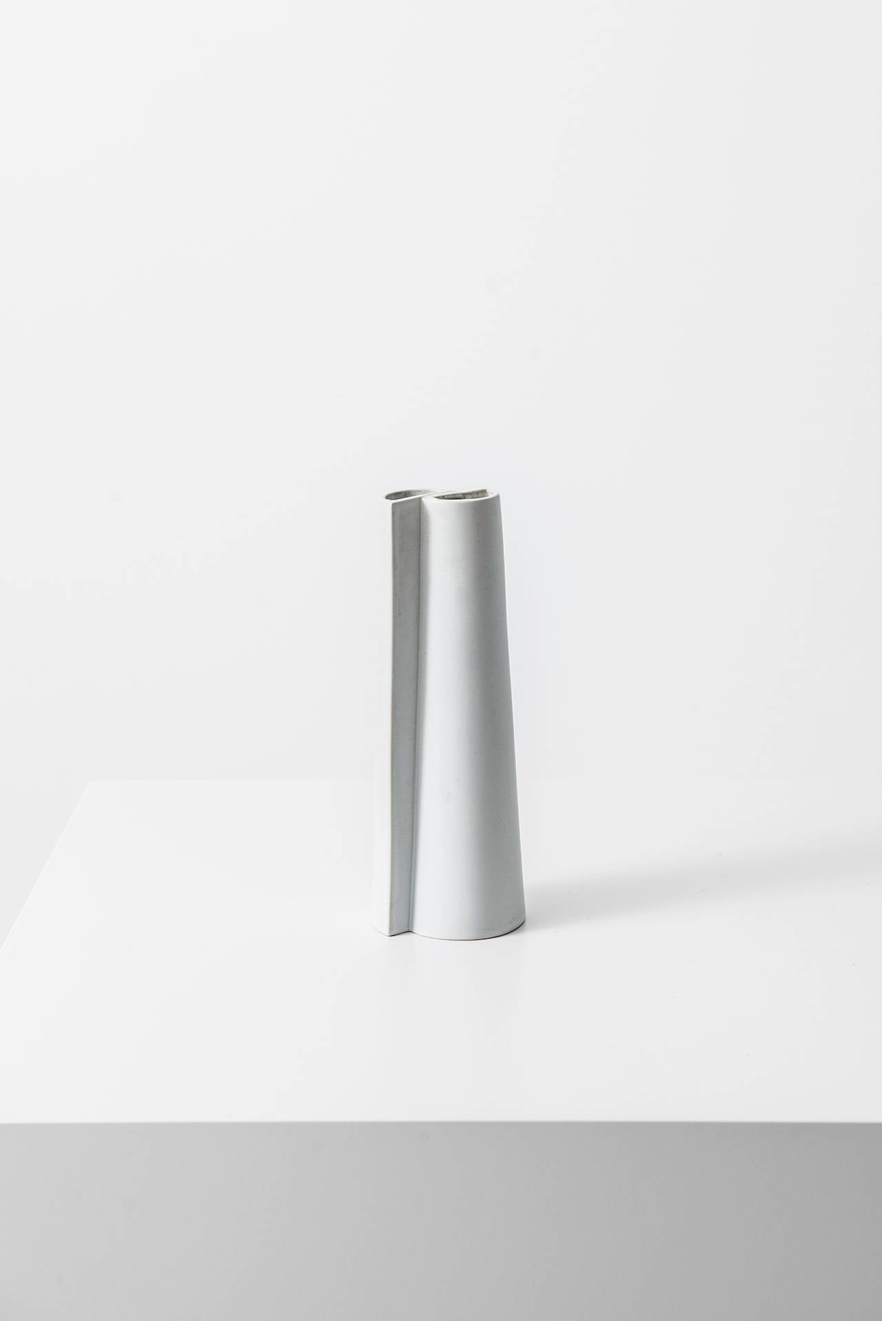 Wilhelm Kåge Ceramic Vase Model Surrea by Gustavsberg in Sweden 2