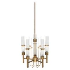 Gaetano Sciolari Ceiling Lamp Produced by Sciolari in Italy