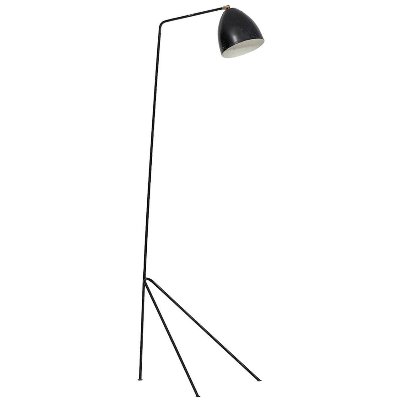 Midcentury Floor Lamp in the Manner of Greta Grossman