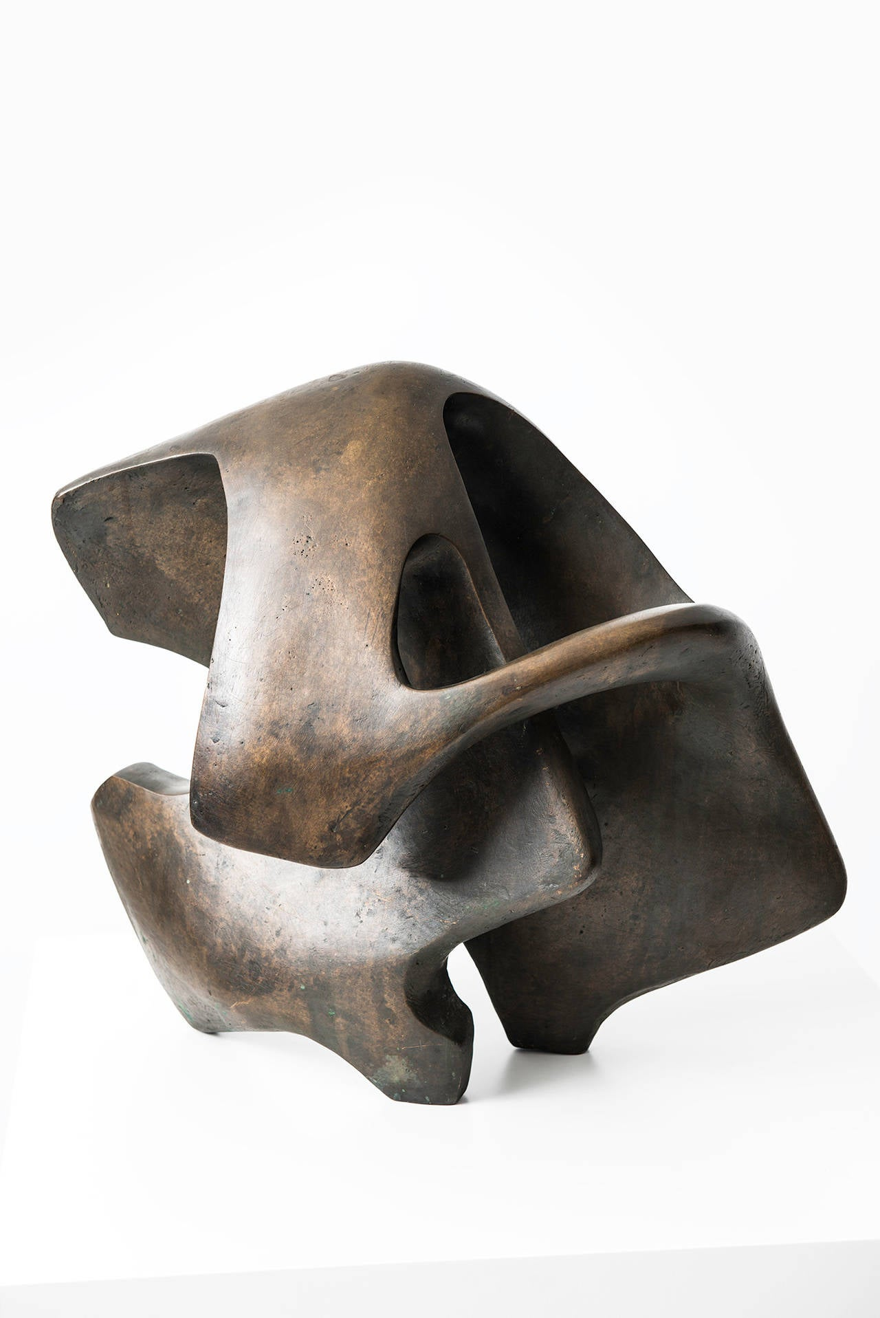 Anders tinsbo unique bronze sculpture for sale at 1stdibs - Bronze sculptures for sale ...
