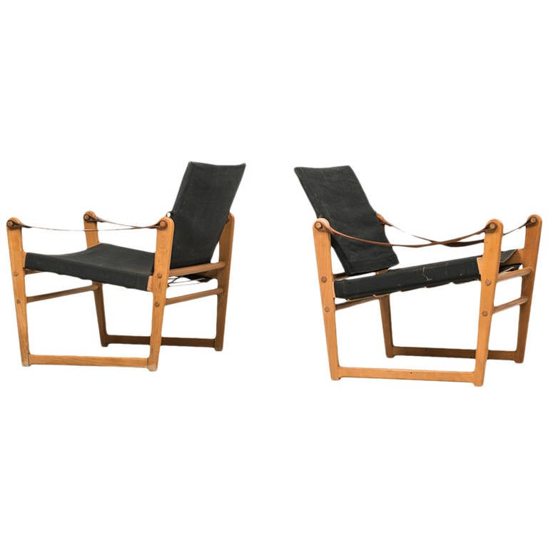 Ikea Swedish Furniture In Bangkok: Bengt Ruda Easy Chairs Model Cikada By Ikea In Sweden At