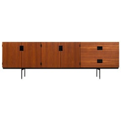 Cees Braakman sideboard model DU-04 by UMS Pastoe in Netherlands