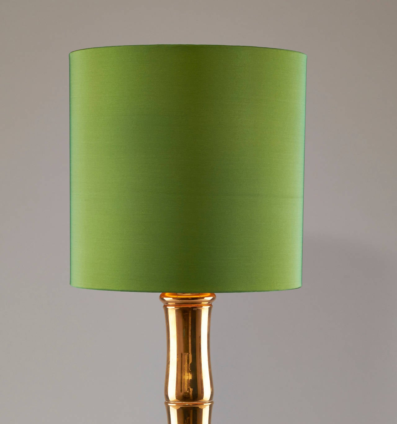 mid century table lamps mid century faux bamboo brass table lamp at 1stdibs 11433