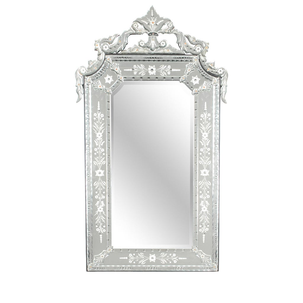 large venetian mirror at 1stdibs