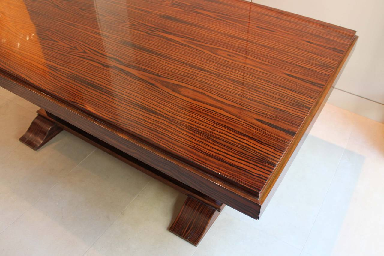 art deco dining table for sale at 1stdibs