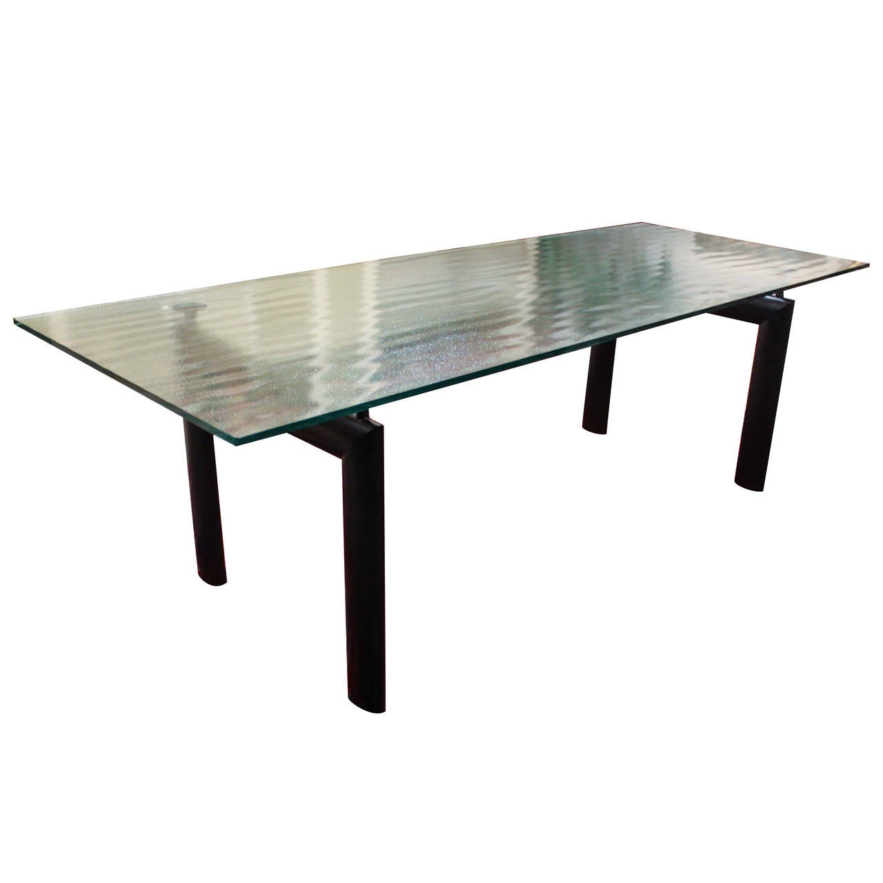 LC6 Table By Le Corbusier, Pierre Jeanneret, Charlotte Perriand For Cassina  For Sale