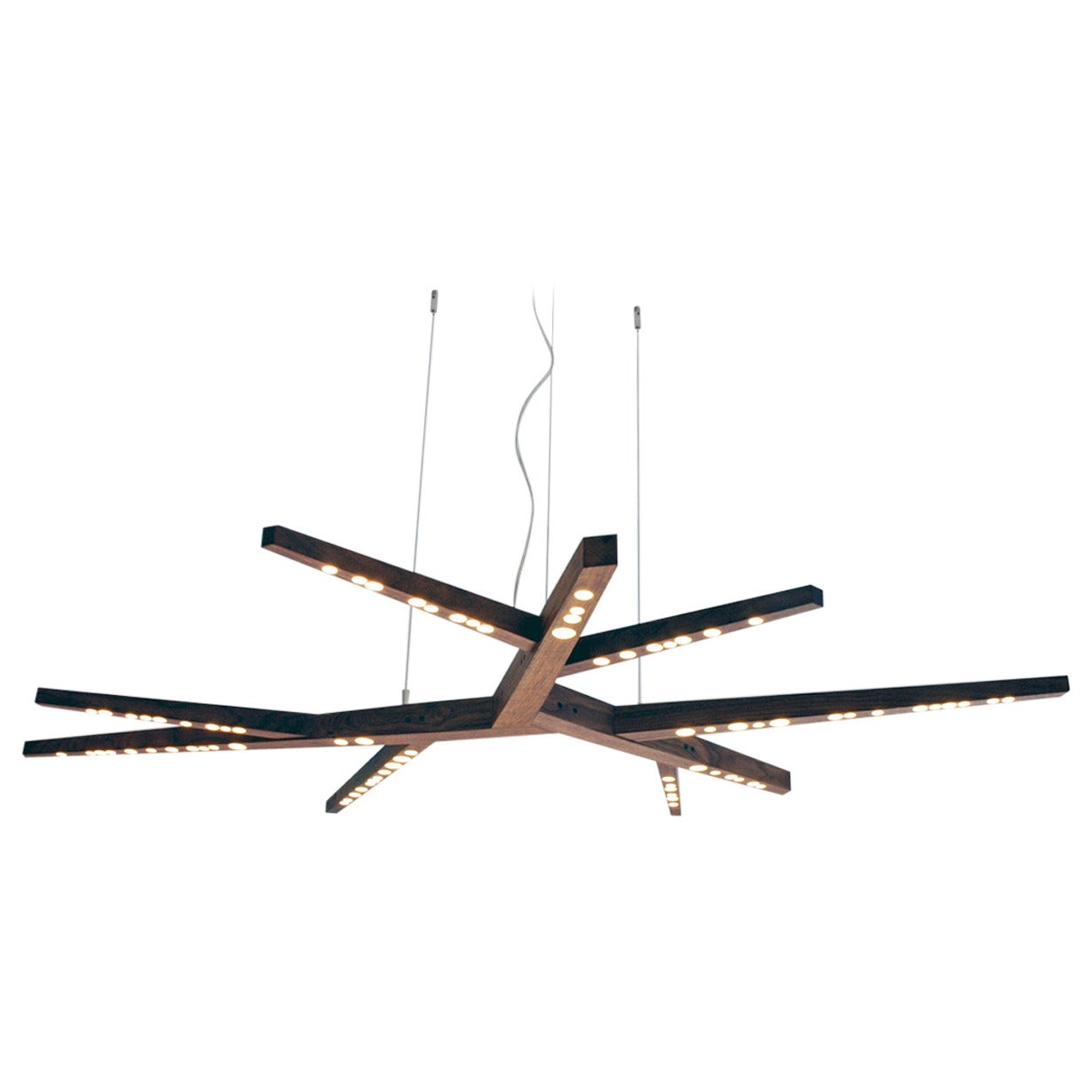 Myco 54 x 38 Ceiling Light Sculpture