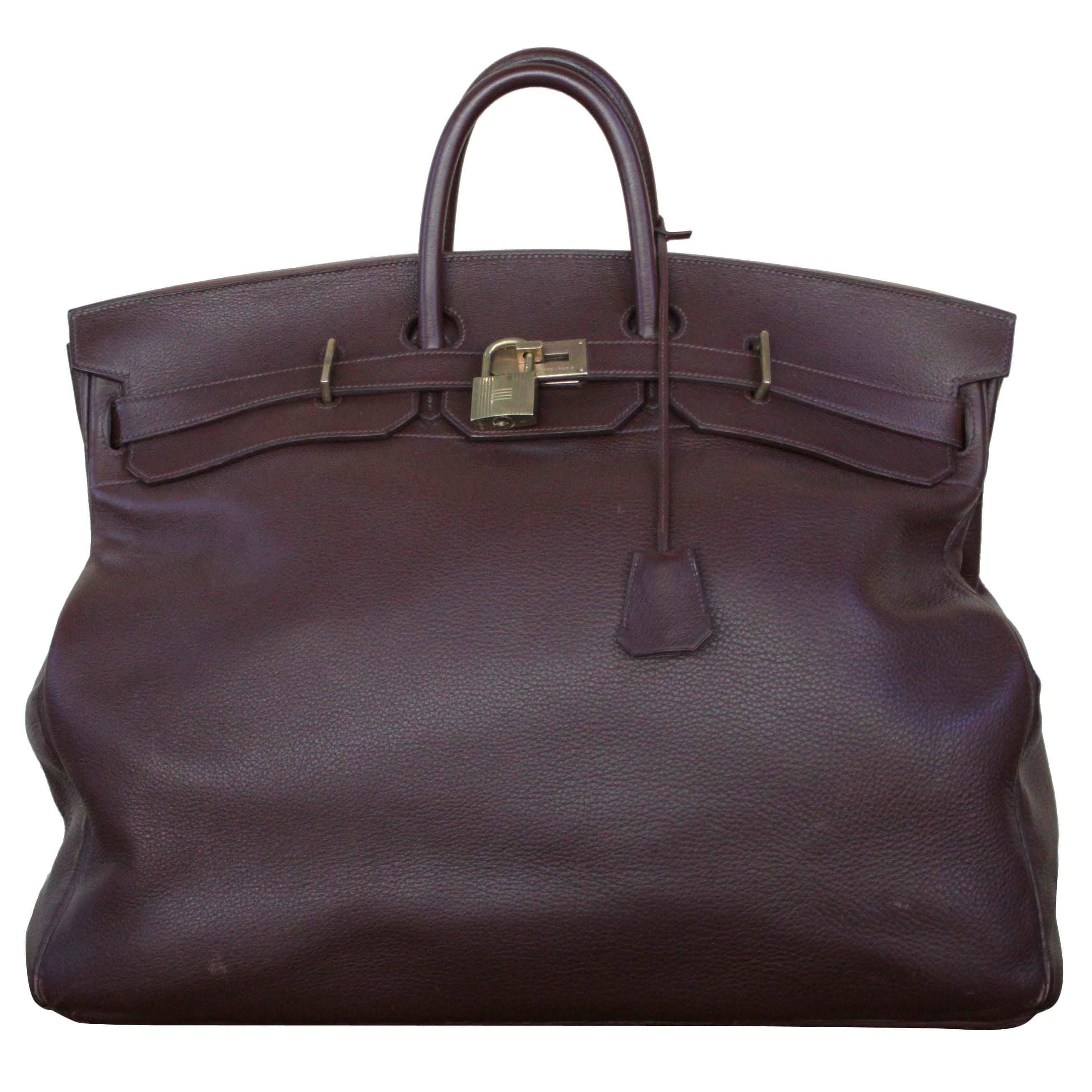 8e40b21b5680 Hermès Haut à Courroies HAC Birkin Bag at 1stdibs