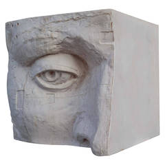 Cubo G Sculpture by Javier Marin